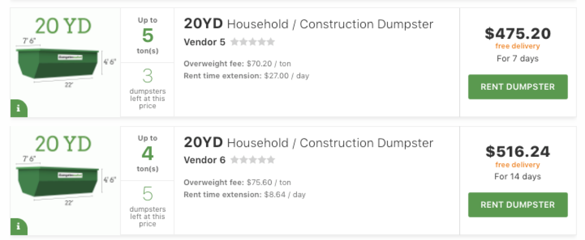 dumpster_Rental_pricing