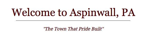 Aspinwall PA