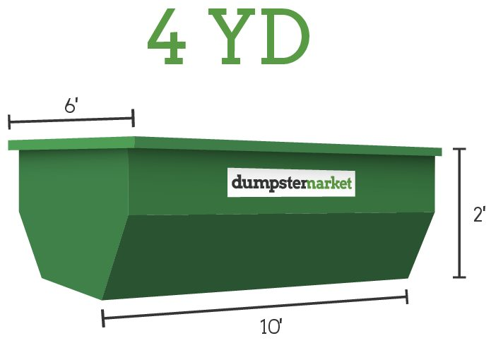 Image of dumpster: 4YD Roll-Off