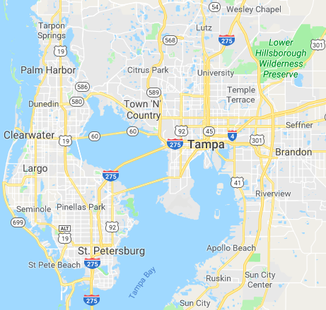 nearby tampa