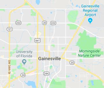 Gainesville.