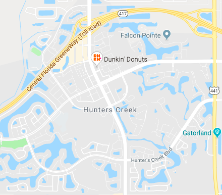 Hunters Creek dumpster rental