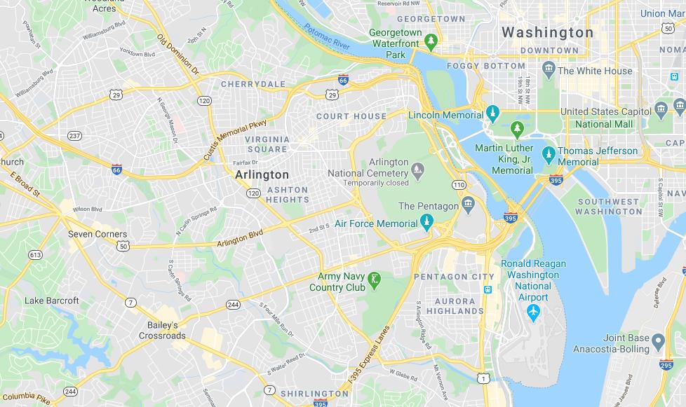 Arlington dumpster rental
