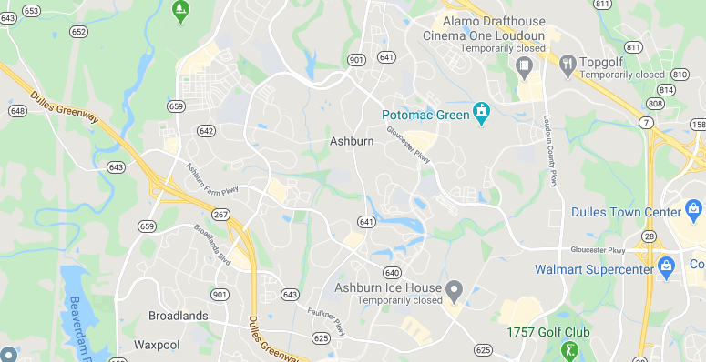 Ashburn dumpster rental